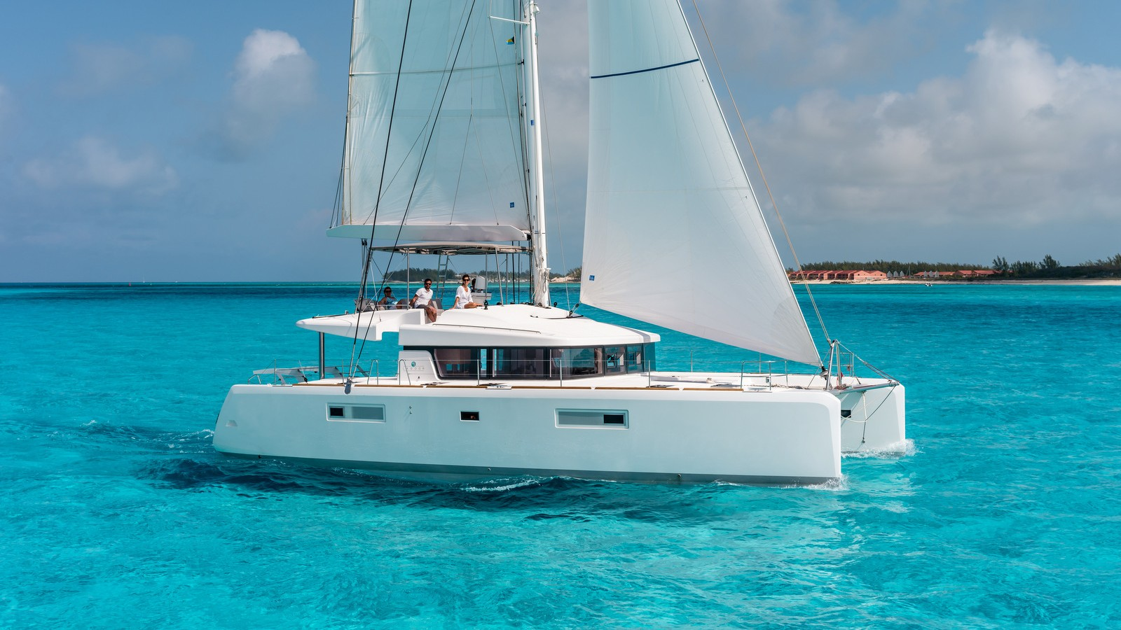 Aurous Catamaran Luxury Sailing Holidays
